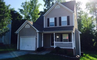3 Bedroom Home for Rent – University Area Charlotte